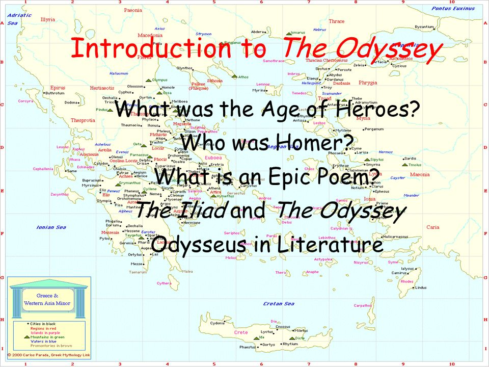 The transcriber, perhaps, is also the poet A theory states that Homer was a woman: there were women poets, and there are strong female characters in the Odyssey.