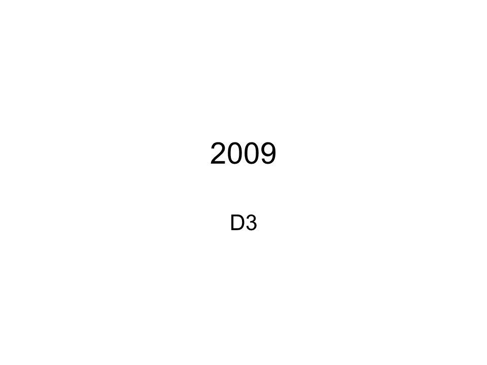 2009 D3