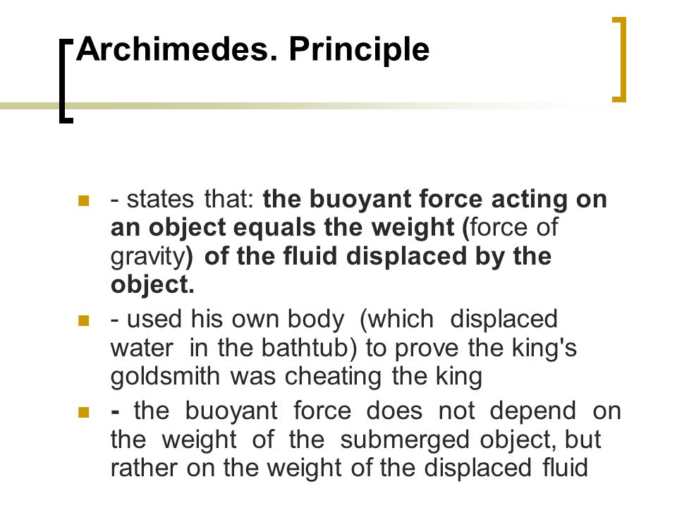 Archimedes.