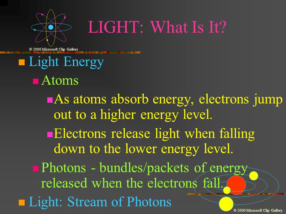 LIGHT: What Is It.