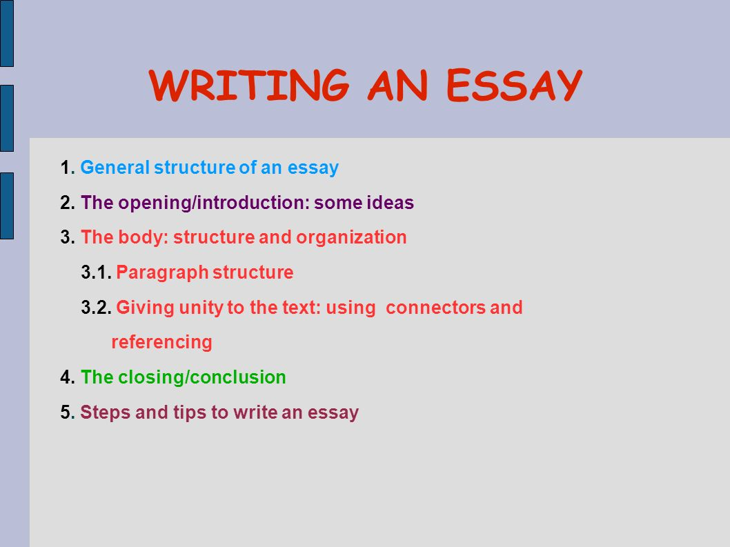 essay and general Essays - largest database of quality sample essays and research papers on general essay on pollution.