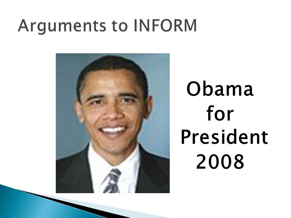 Obama for President 2008