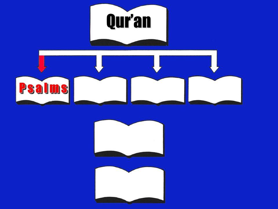 Quran P s a l m s