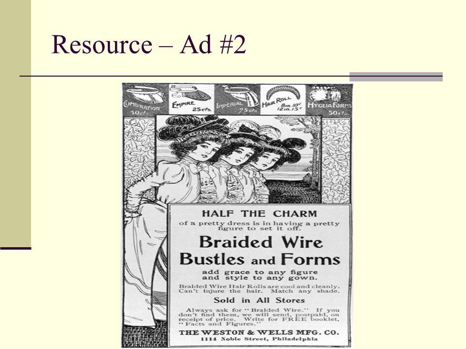 Resource – Ad #2