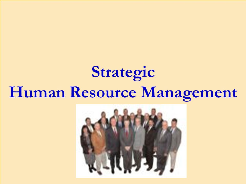 An Investment Prospective of Human Resource Management Management scholar Edward Lawler described investment in Human Resources as: To be competitive, organizations in many industries must have highly skilled and knowledgeable workforce.