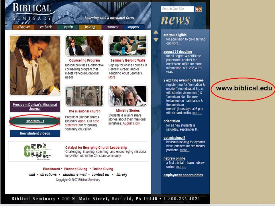 www.biblical.edu