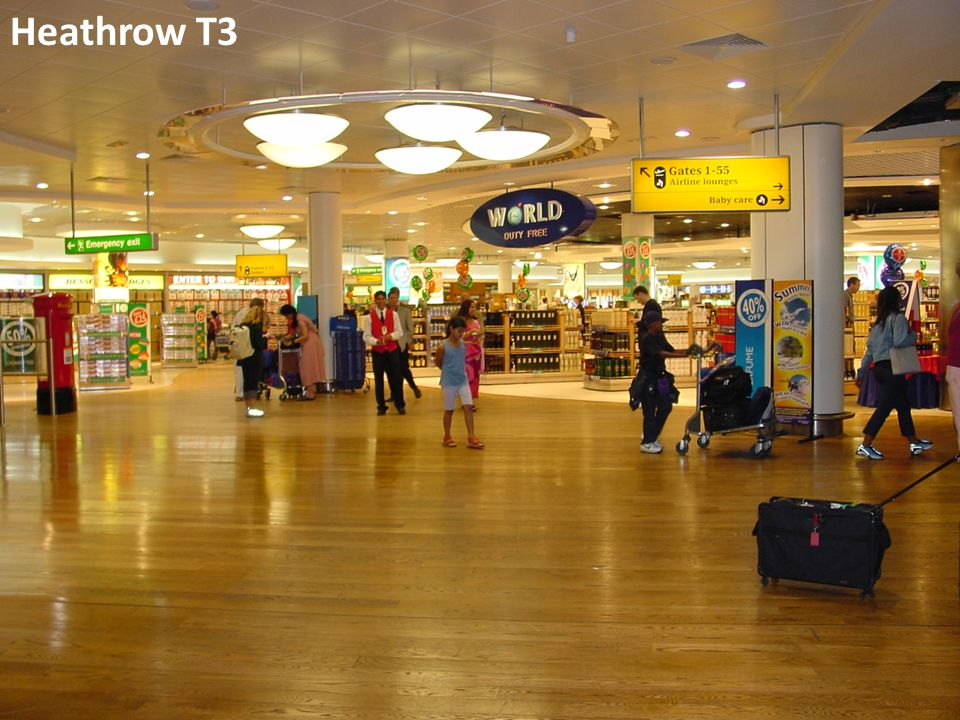 Heathrow T3