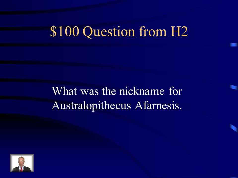 $500 Answer from H1 Signature
