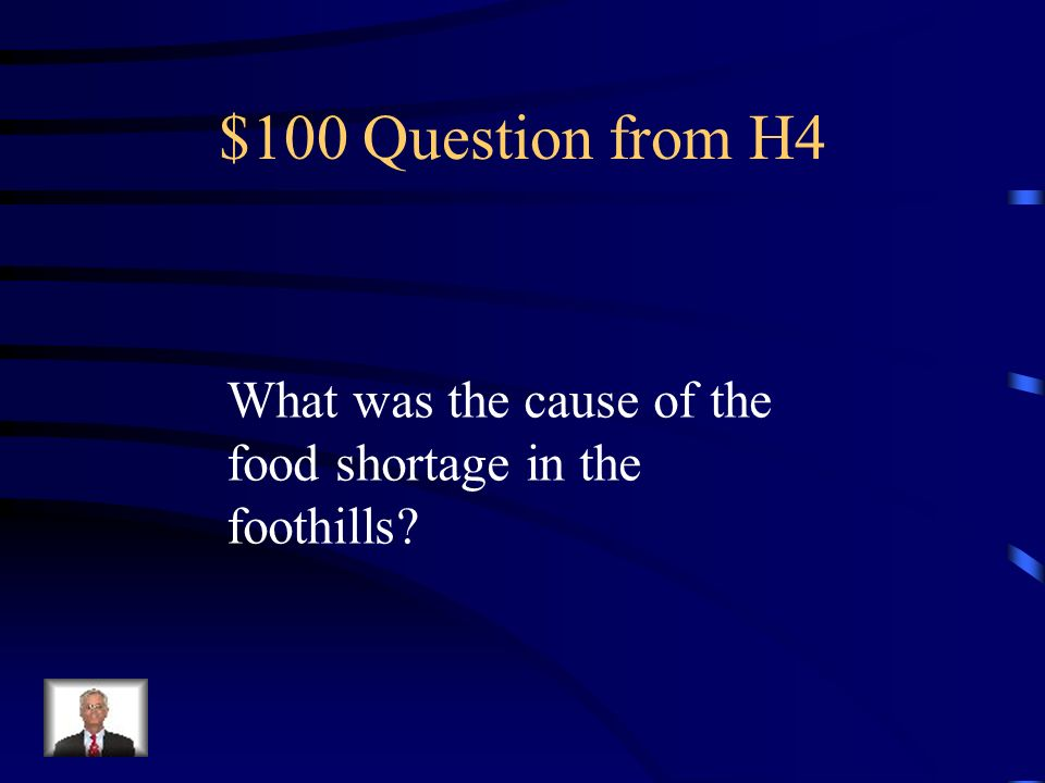 $500 Answer from H3 Specialize