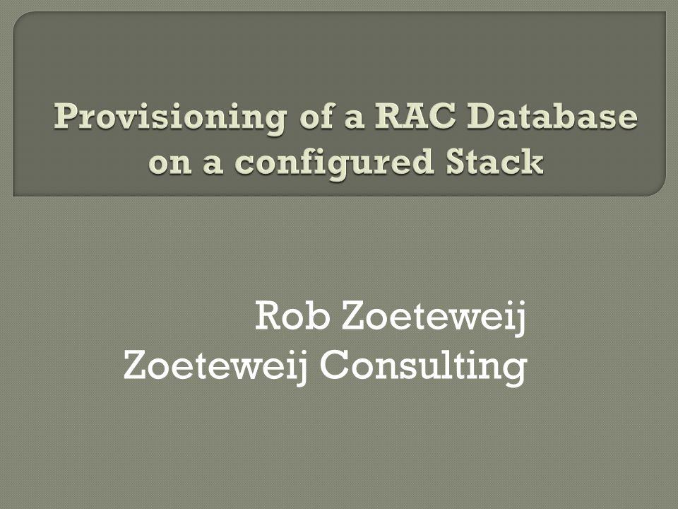Rob Zoeteweij Zoeteweij Consulting