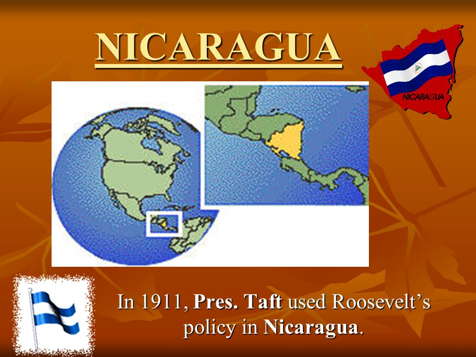 Roosevelt Corollary was the logical result of the Monroe Doctrine of 1823 Roosevelt now said that the U.S had the right to intervene in Latin American