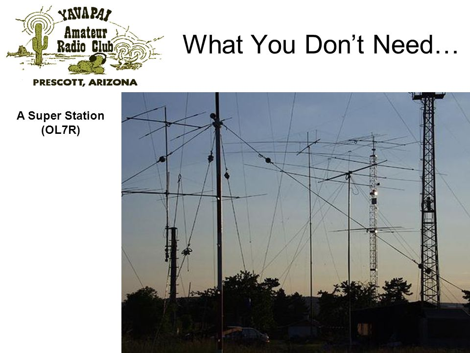 15 What You Dont Need… A Super Station (OL7R)