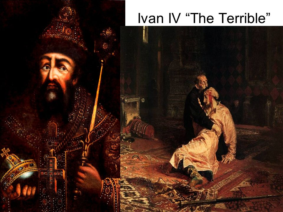 Ivan III -- Ivan the Great Ivan III (1462 to 1505) Defeated Mongols Named himself tsar –Caesar (emperor) in Russian Tripled territory Moscow: The Thir