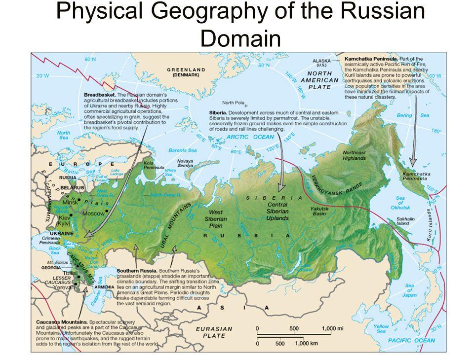 RUSSIA-US SIZE COMPARISON