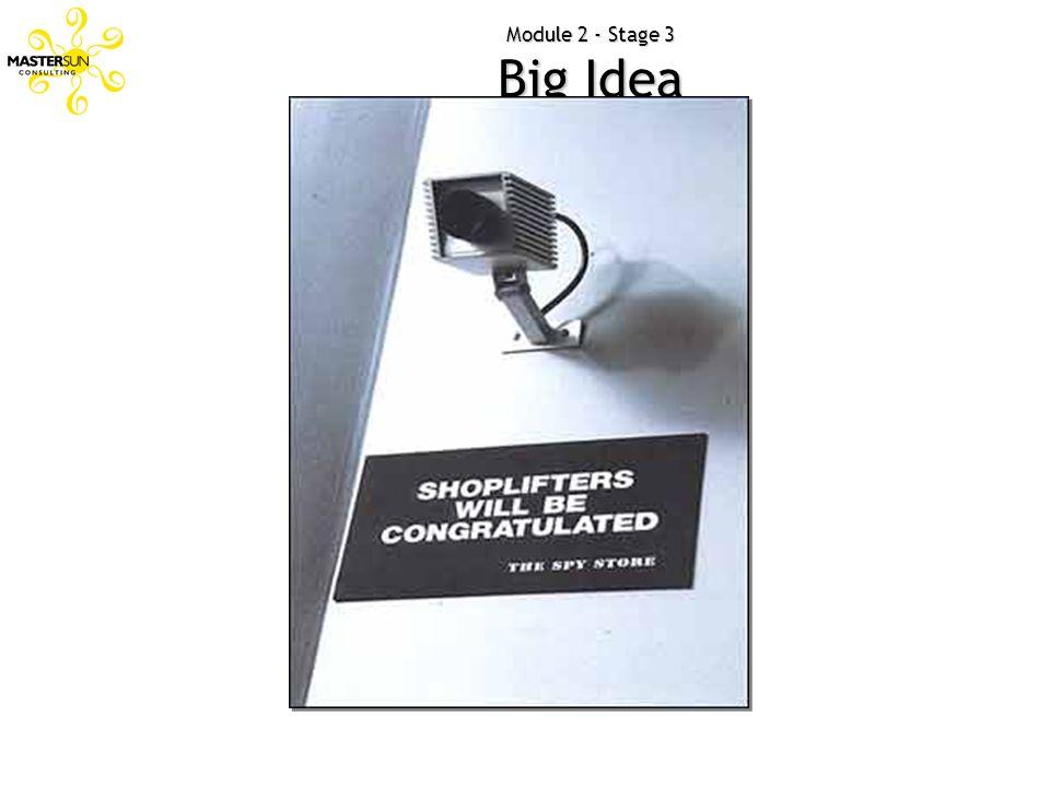 Module 2 - Stage 3 Big Idea