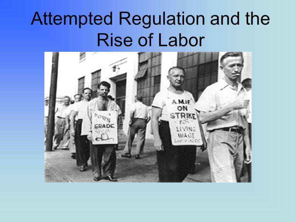 Why had the labor force grown.General migration from farms to cities.