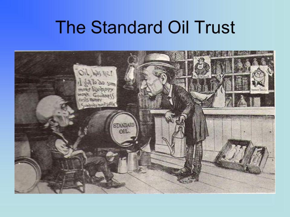 The Standard Oil Trust