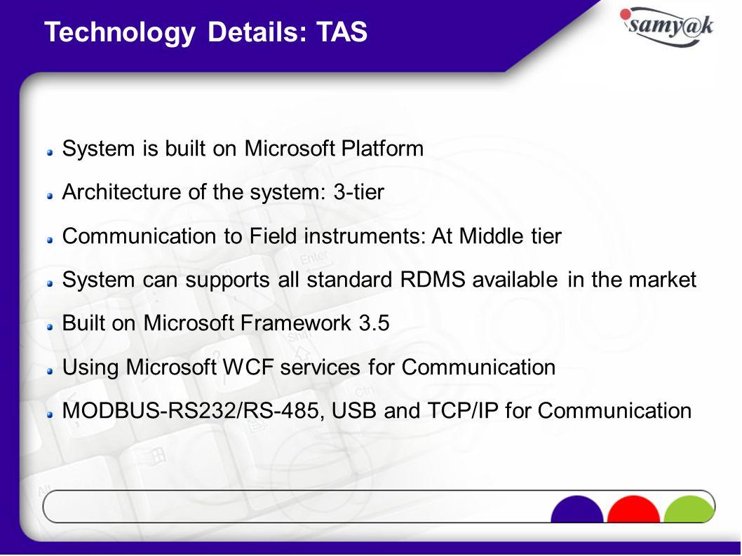 COM Port Assignment Screen