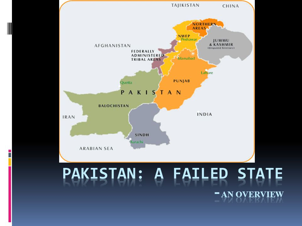 Noam Chomskys paradigm example of a failed state Noted philosopher and political activist Noam Chomsky has said Pakistan is a paradigm example of a failed state that has undergone an extremely dangerous form of radical Islamisation .