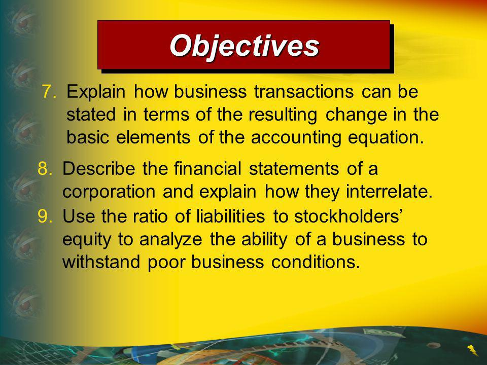 What is a business transaction.
