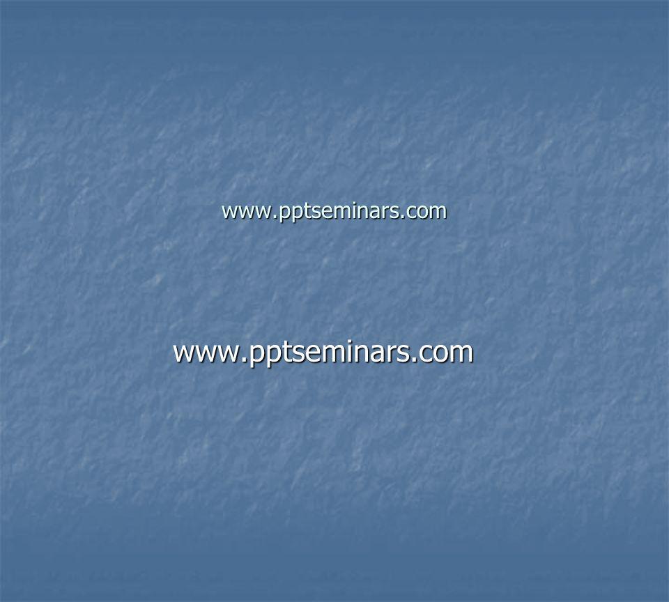 www.pptseminars.com www.pptseminars.com