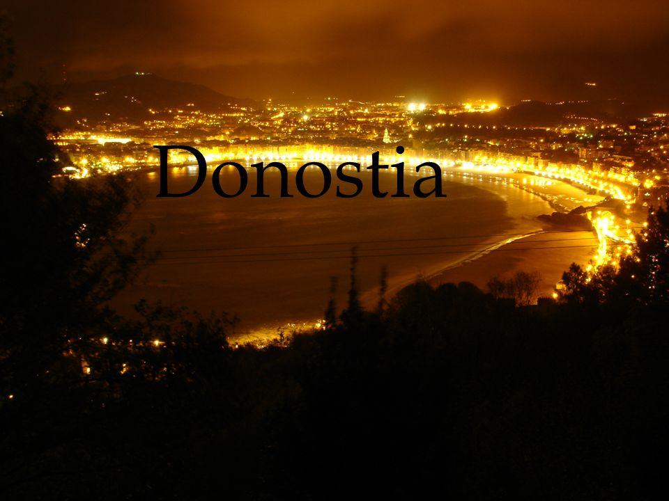 Eurotrip Donostia, Basque Country Donostia