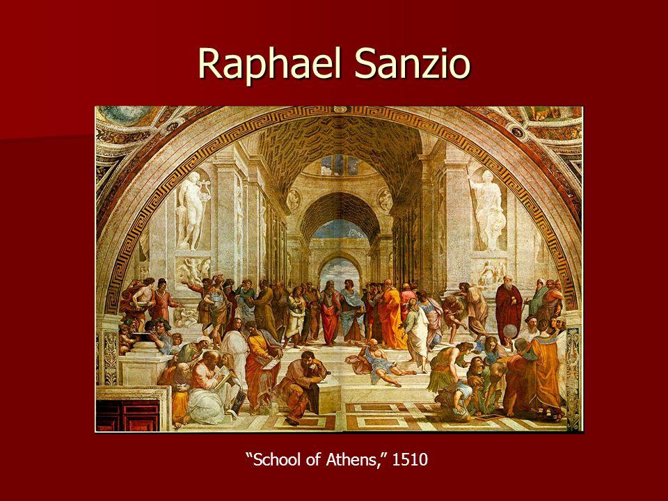 Raphael Sanzio School of Athens, 1510