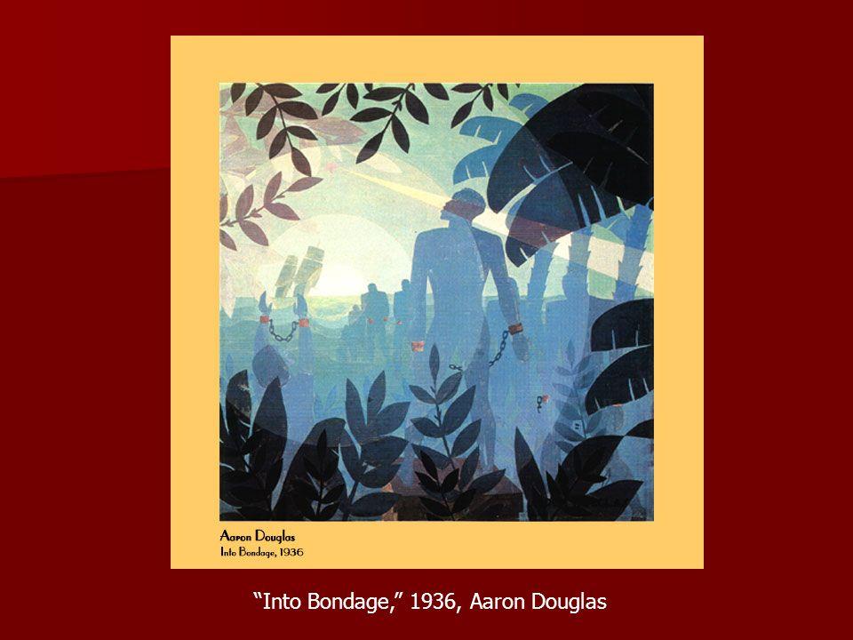 Into Bondage, 1936, Aaron Douglas
