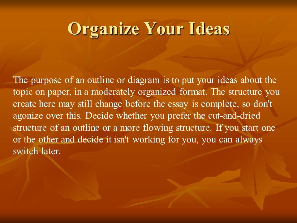 Organizing Your Ideas Dogs GroomingBehaviorNutritionHealthBreeds