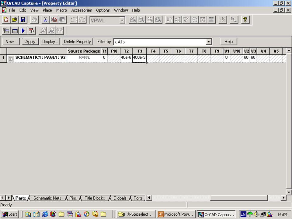 Fig. 75 PWL Property Editor