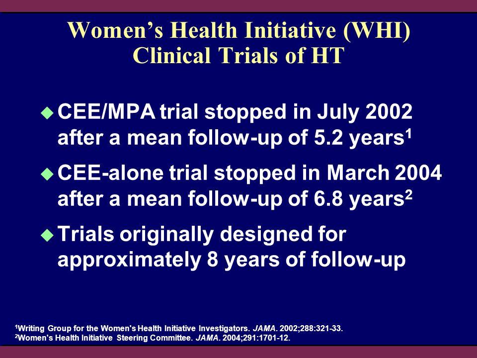 Women s Health Initiative Steering Committee.JAMA.