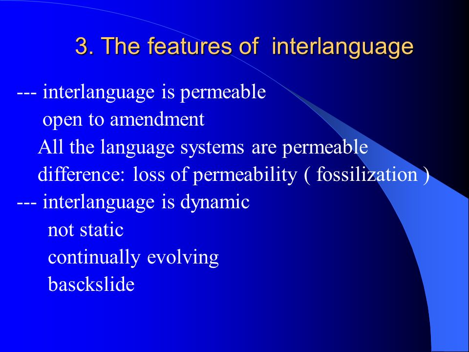 Pragmatics and interlanguage pragmatics central notion in pragmatic study: speech act --- all the things we do with words when we speak e.g.