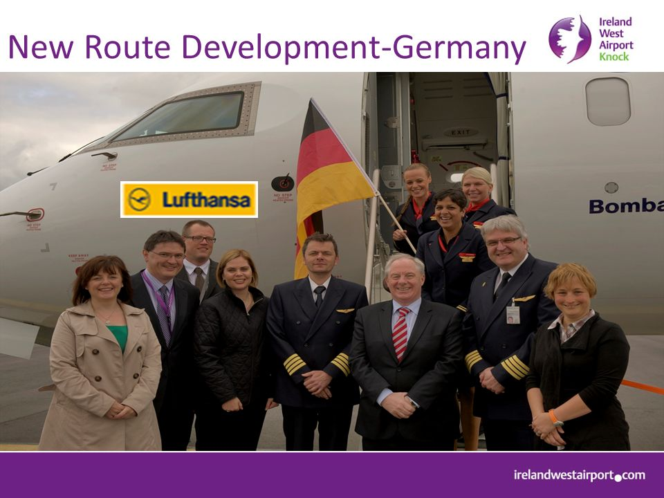 New Route Development-Germany