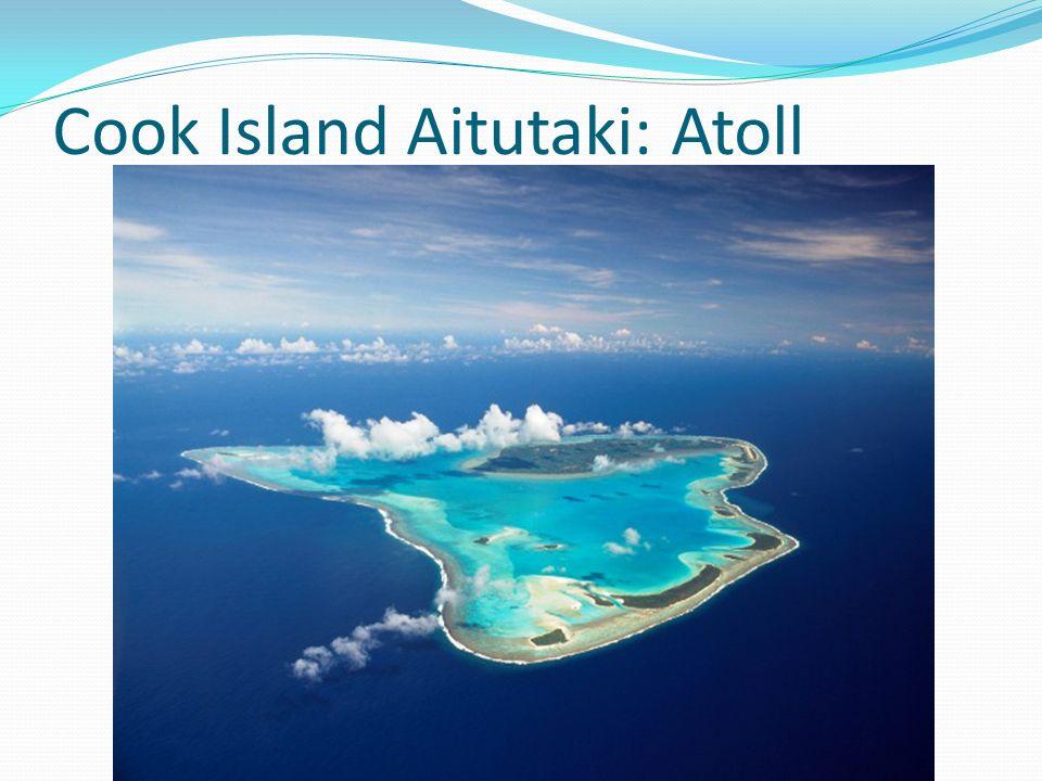 Cook Island Aitutaki: Atoll