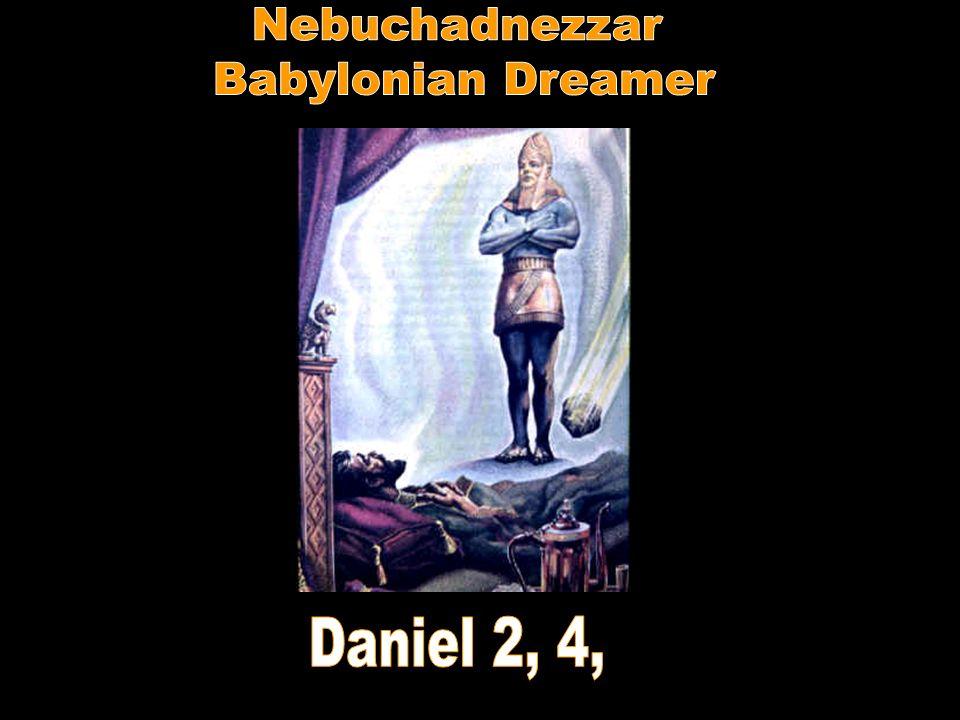 Daniel 2, 4, 7, 8,