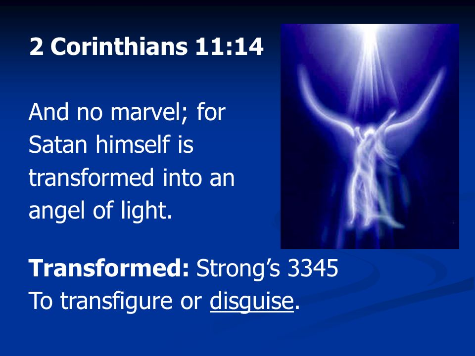 And be not conformed to this world: But be ye transformed by the renewing of your mind, that ye may prove what is that good, acceptable, and perfect will of God.