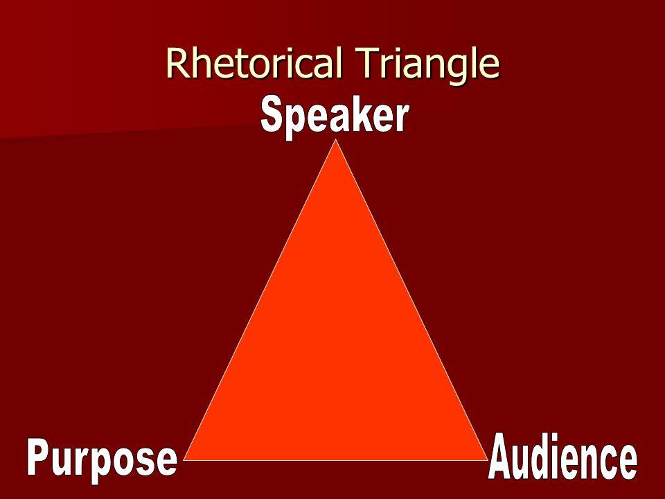 Rhetorical Framework