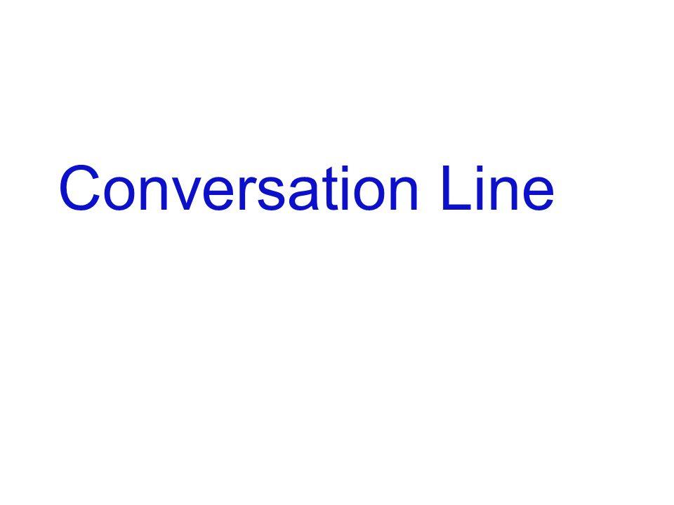 Conversation Line