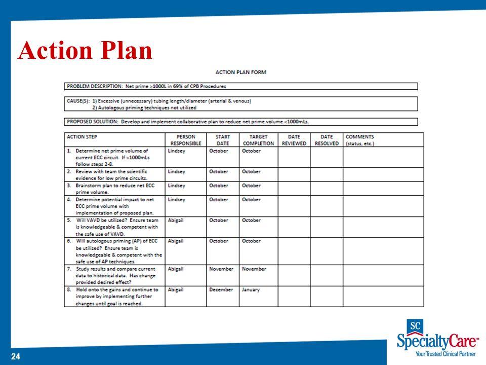 24 Action Plan