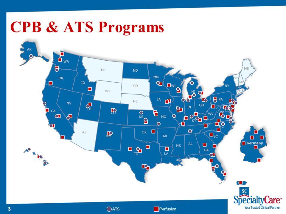 3 CPB & ATS Programs PerfusionATS