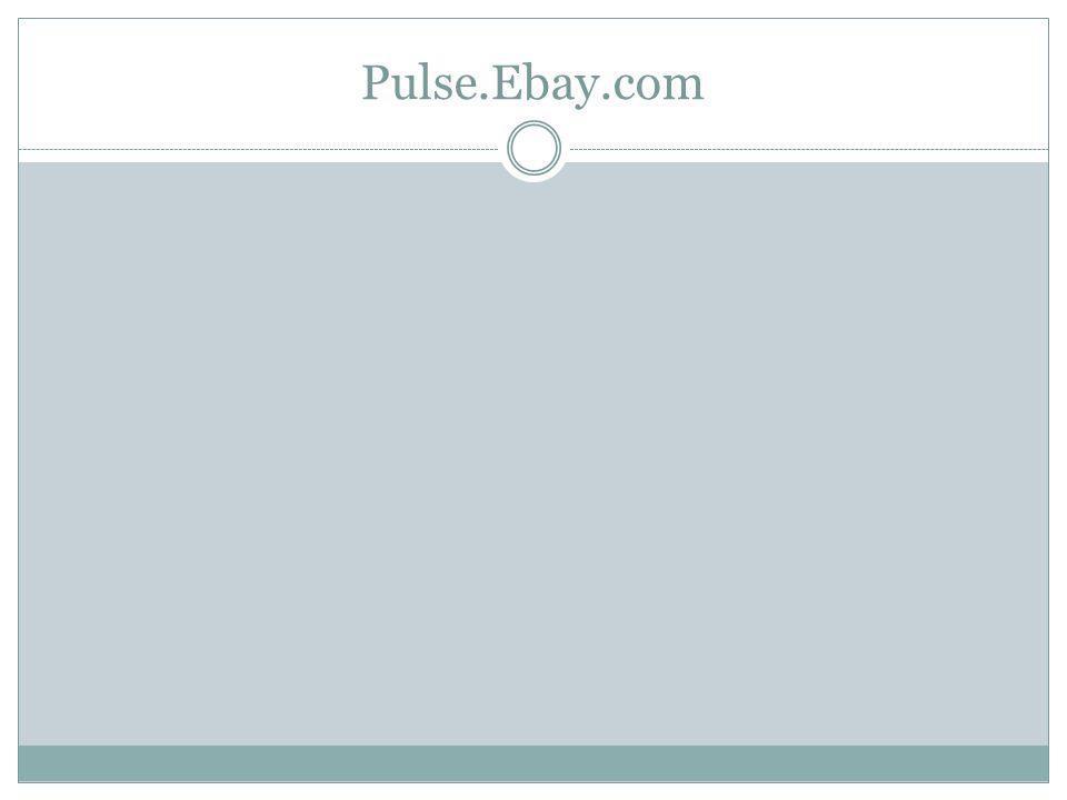 Pulse.Ebay.com