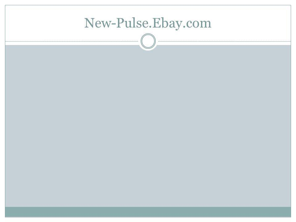 New-Pulse.Ebay.com