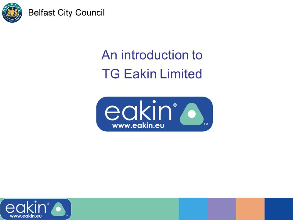 An introduction to TG Eakin Limited