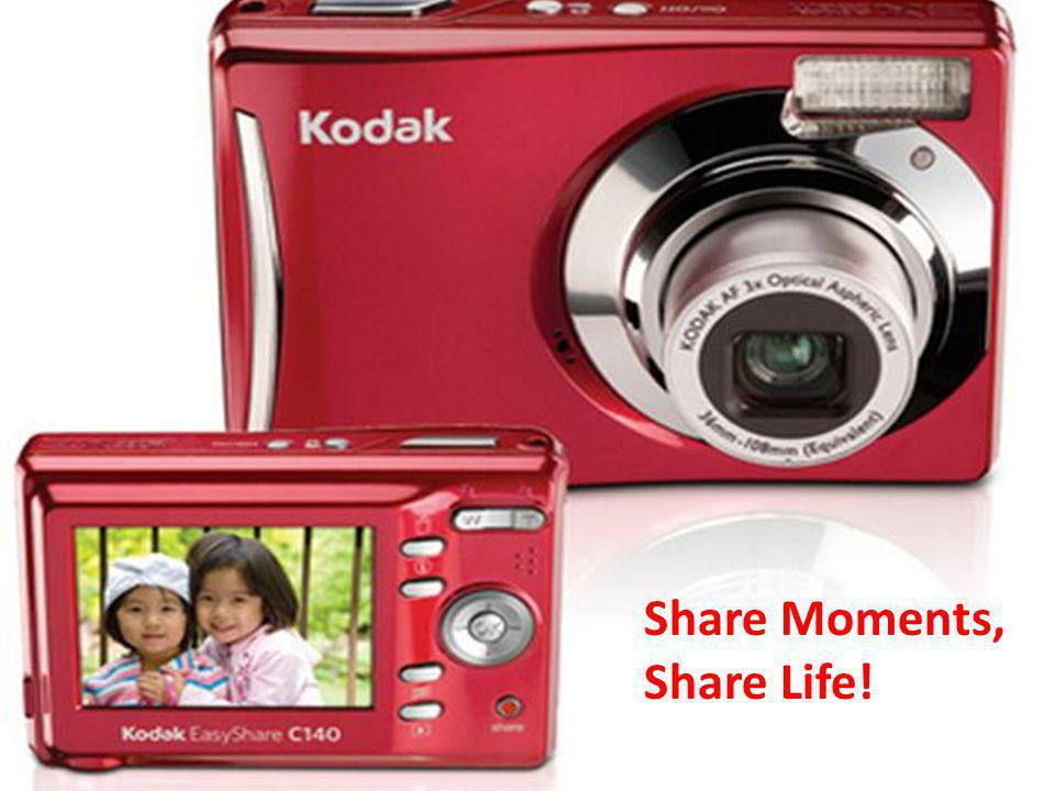 Share Moments, Share Life!