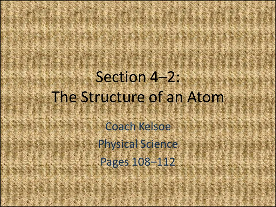 Isotopes In Daltons atomic theory, he states that all atoms of a given element are identical.