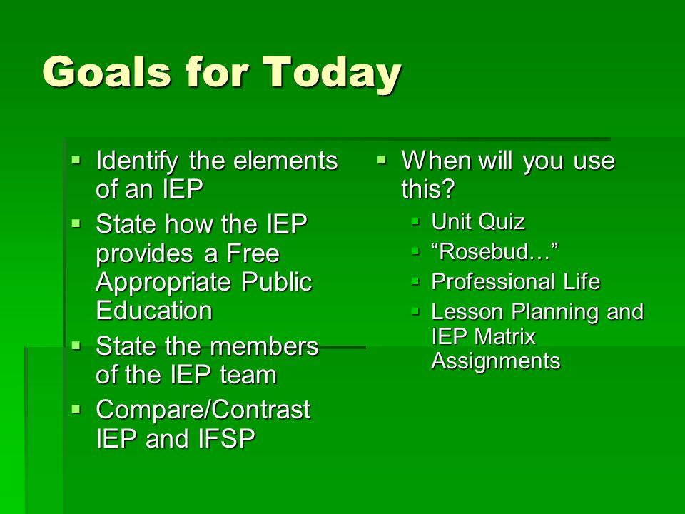 Who convenes to create the IEP.Child ParentGen EdSp.