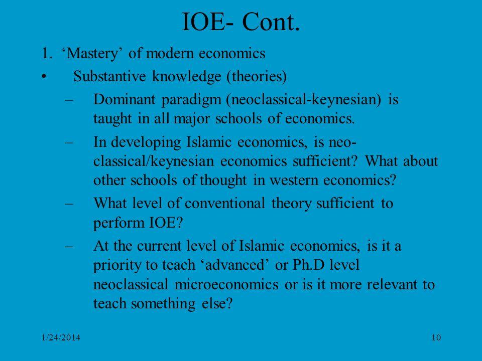 1/24/201410 IOE- Cont. 1.