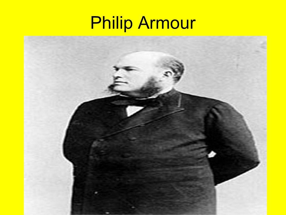 Philip Armour