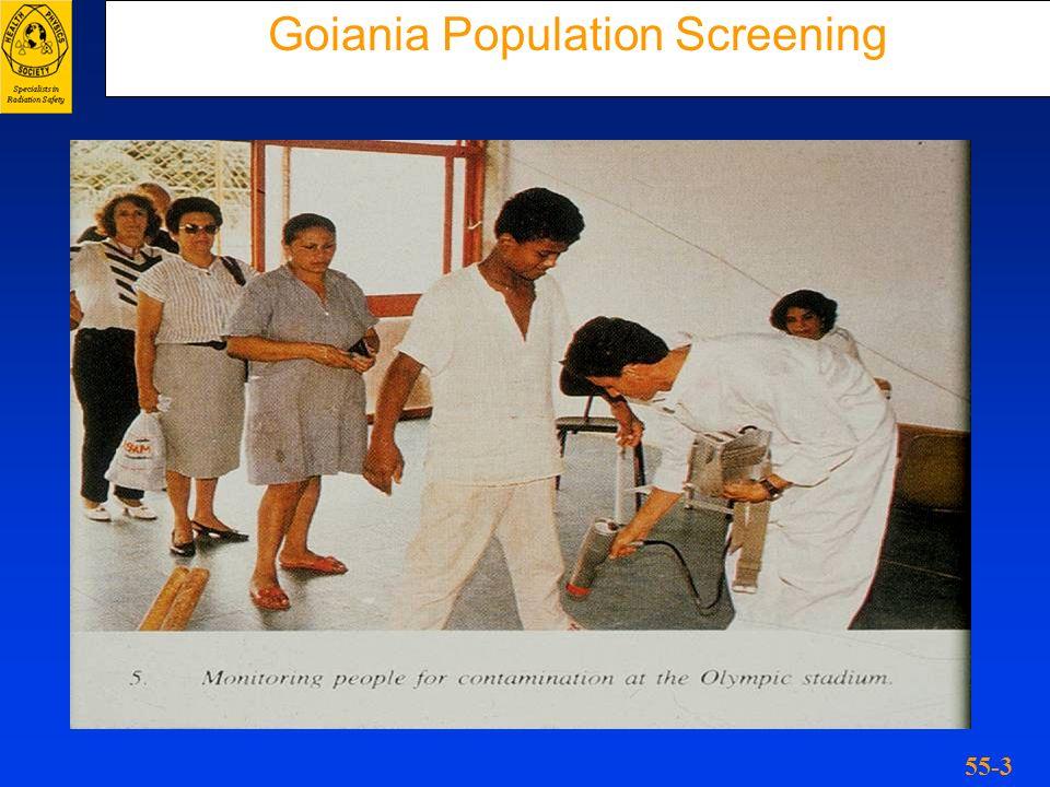 Goiania Population Screening 55-3