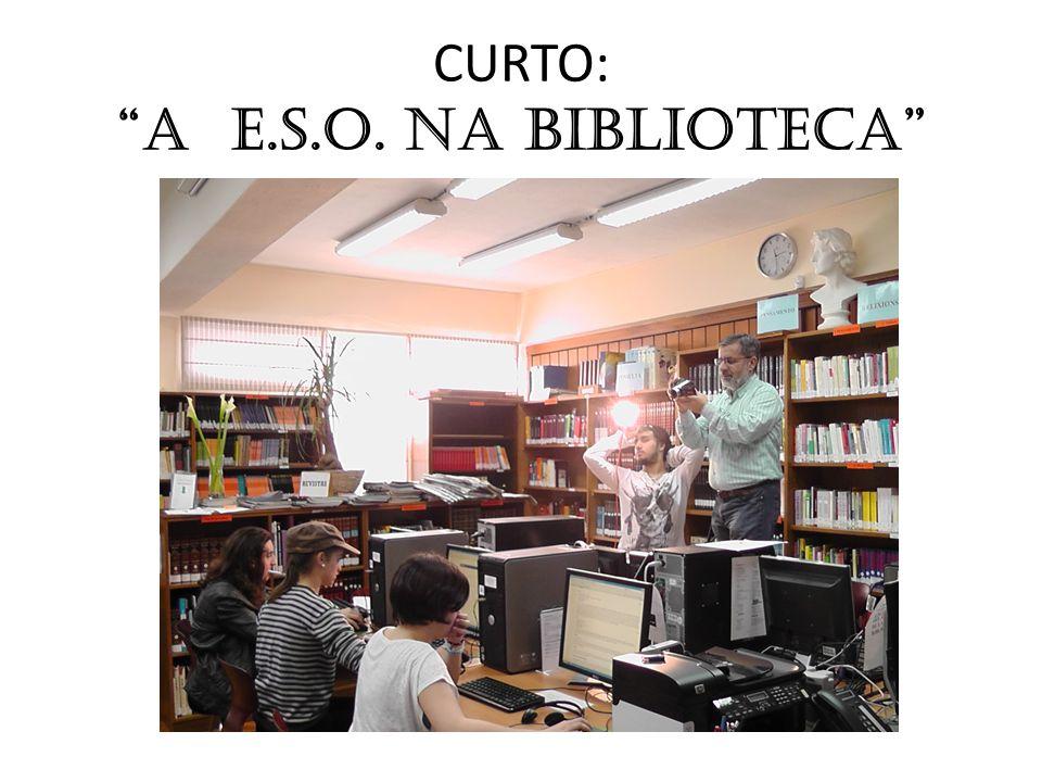 CURTO: A E.S.O. na Biblioteca
